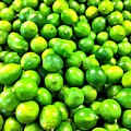 Fresh Lemons by Carlos Avila