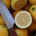 Fresh Lemons by Marna Edwards Flavell
