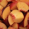 Fresh Peaches by Carol Groenen