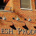 Fresh Produce Signage by Jill Reger