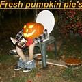 Fresh Pumpkin Pie's by Joseph Aiello
