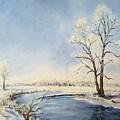 Fresh Snow by Dorothy Weichenthal