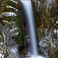 Fresh Snow In Christine Falls by Michael Lee