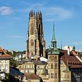 Fribourg, Switzerland by Didier Marti