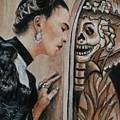 Frida Catrina by Elena Day