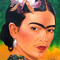 Frida Kahlo 2003 by Jerrold Carton