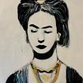 Frida Kahlo by Alexander Carletti