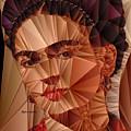 Frida Kahlo by Rafael Salazar