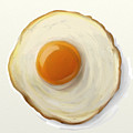 Fried Egg by Kang Untung