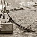 Friendly Fisherman by Debra Forand