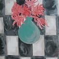 Friendly Flowers by Susan Harris