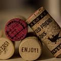 Friends And Wine by CJ Burggraff