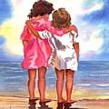 Friends Forever by Shirley Weidenhamer