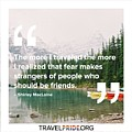Friends by Travel Pride