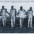 Friends Two by Lance Sheridan-Peel
