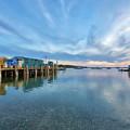 Friendship Harbor by Juergen Roth