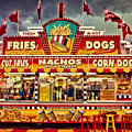 Fries Nachos Dogs by Diana Powell