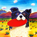 Frisbee Dog by Harriet Peck Taylor