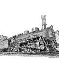 Steam Driven Locomotive by Jack Pumphrey