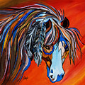 Frisco War Horse by Janice Pariza