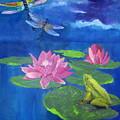 Frog Dreams by Brenda Alcorn