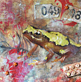 Frog Prince by Jennifer Kelly