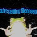 Frog  You're Getting Sleeeeeeepy by Bertie Edwards