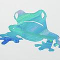 Froggie Friend by Candace Shrope