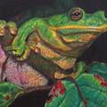 Froggie by Karen Ilari