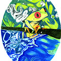 Froggy by James Hammons