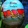 Frohe Ostern by Juergen Weiss
