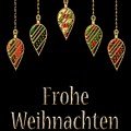 Frohe Weihnachten German Merry Christmas by Movie Poster Prints