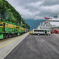 From Ship To Train by John M Bailey