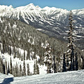 From The Fernie Slopes To Towering Mountain Peaks by Adam Jewell
