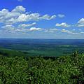 From The Summit Of Bear Mountain by Raymond Salani III