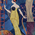 Front Cover Of Les Modes by Georges Barbier