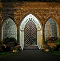 Front Door Christ Church Cathedral 1 by Mark Sellers