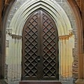 Front Door Christ Church Cathedral 4 by Mark Sellers