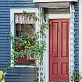 Front Door Three by Suzanne Bauer Photography