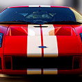 Front Ford Gt by James Granberry