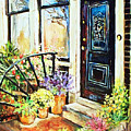 Front Porch by Linda Shackelford