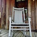 Front Porch Rocker by D Hackett