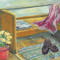 Front Porch Shoes by Judith Whittaker