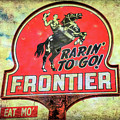 Frontier Gas by Lynn Sprowl