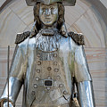 Frontier Soldier Statue by Jack R Perry