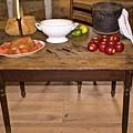 Frontier Table by Douglas Barnett