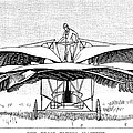 Frost Flying Machine, 1891 by Granger