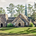 Frost Memorial Chapel by Tina Cannon