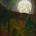 Frost Moon by FT McKinstry