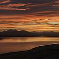 Frostakjoahals Ridge Iceland 1234 by Bob Neiman